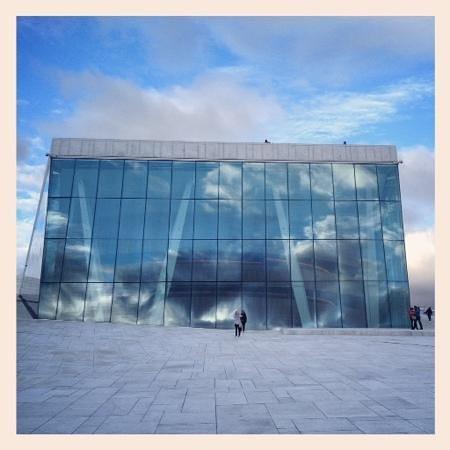 The Norwegian National Opera & Ballet : de voorkan opera