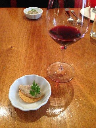 Prego Restaurant: Amuse bouche