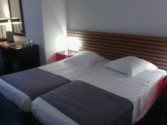 New Hotel Saint Charles: Chambre