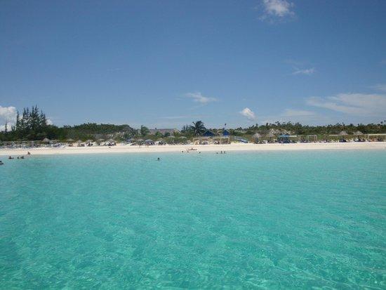 Sol Cayo Guillermo: Pilar Beach