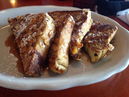 Ken's Cedar Keyside Diner: Crunchy French toast