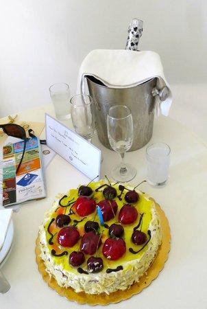 Sun Rocks Hotel : for my birthday ;-)