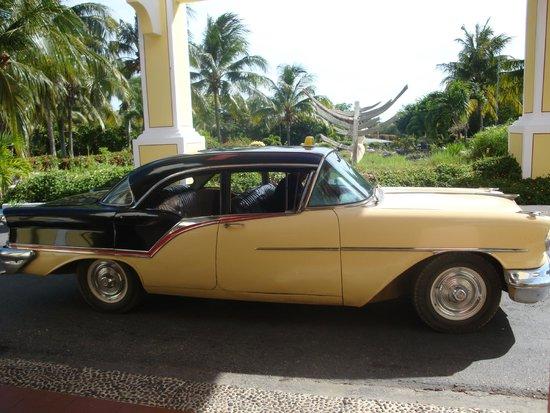 Sol Cayo Guillermo: Cuban Taxi