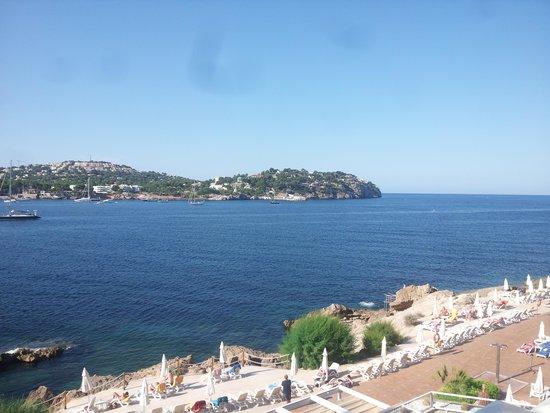 IBEROSTAR Suites Hotel Jardin del Sol: vistas desde la hab terc.planta