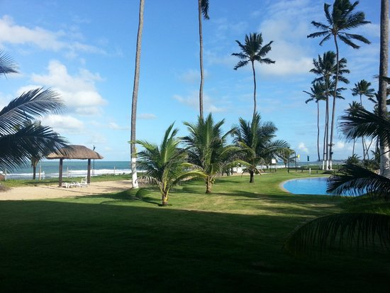 Ancorar Flat Resort: View from Room #1107