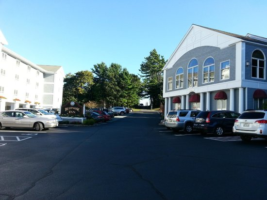 Bluenose Inn - A Bar Harbor Hotel: Entrata