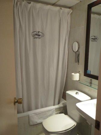 Hotel Adagio: Ванная комната