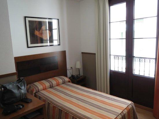 Hotel Adagio: Номер