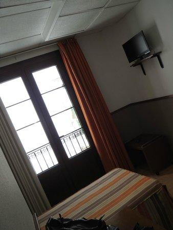 Hotel Adagio : Номер