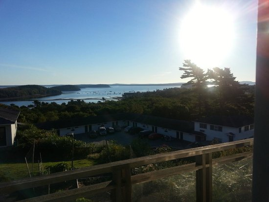 Bluenose Inn - A Bar Harbor Hotel: Panorama