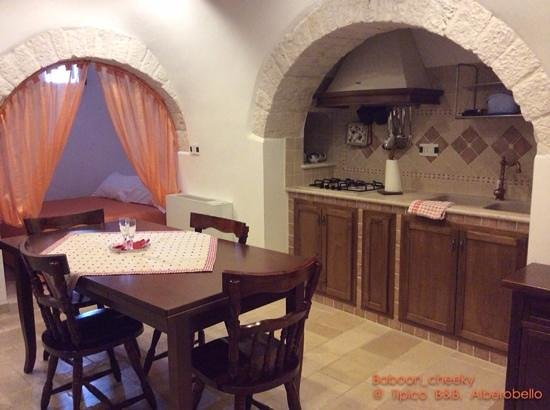 Tipico Resort in Trulli : our trullo