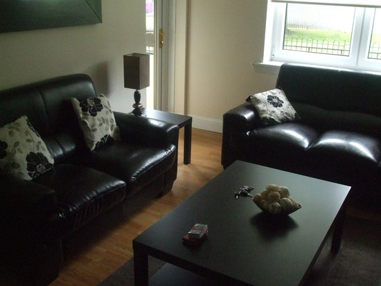 Glasgow Guest House: lounge