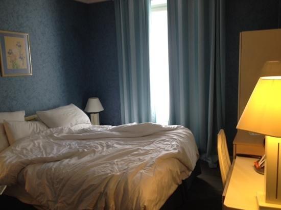 Hotel Elysa Luxembourg : quarto