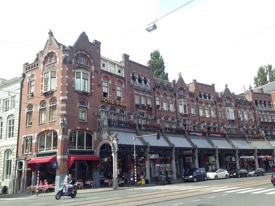 Hotel Di-Ann: Hotel Surrounding