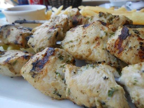 La Grillardière : buon pollo!!