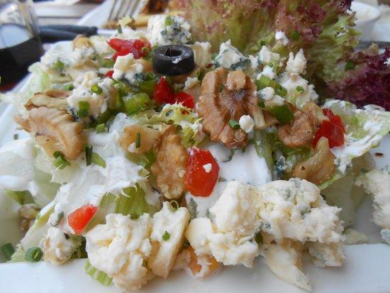La Grillardière : Ottima insalata!