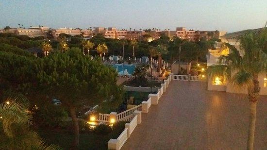 Valentin Sancti Petri Hotel Chiclana: Preciosas vistas. Increíble resort.