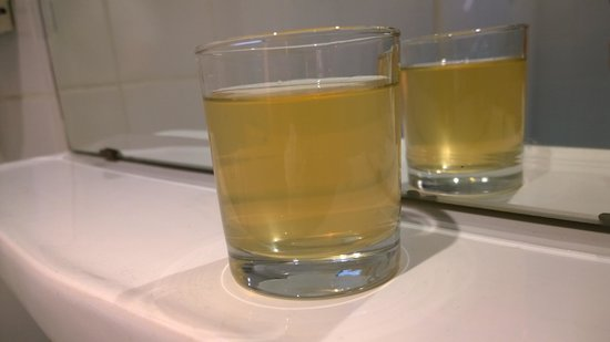 Camel Dive Club & Hotel: avoid the tap water!