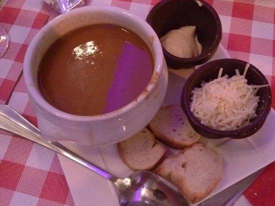 Le Sainsev': Fish soup