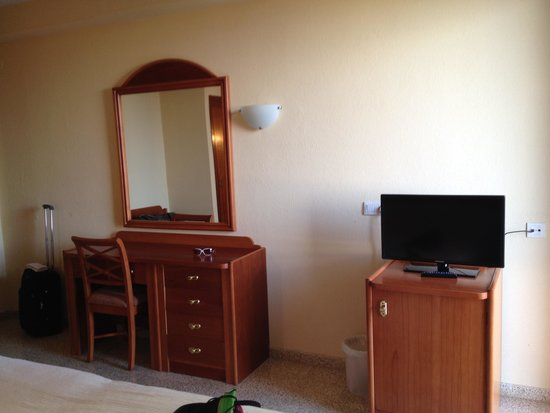 Hotel Marfil : Camera