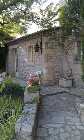 L'Enclos des Lauriers Roses : Lovely place to stay...