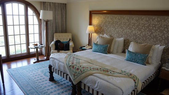 The Oberoi Amarvilas: Room