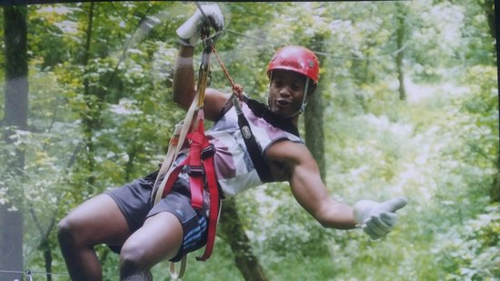 Hocking Hills Canopy Tours : Good Times!