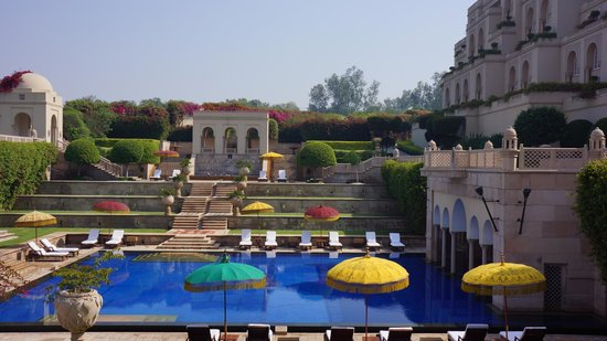 The Oberoi Amarvilas : Pool