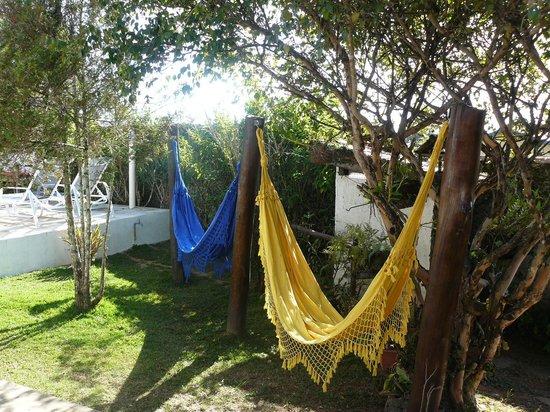 Pouso Caminho das Artes : Jardim da pousada