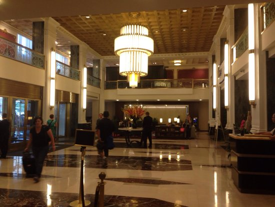 The New Yorker A Wyndham Hotel : Hall