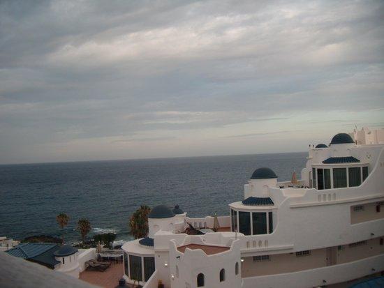 Santa Barbara Golf & Ocean Club : balcony view