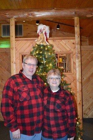 Bites Grill & Bar: Owners Roger & Wendy Hoplin