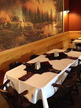 Bites Grill & Bar: We can set up a fine dining experience for private parties!