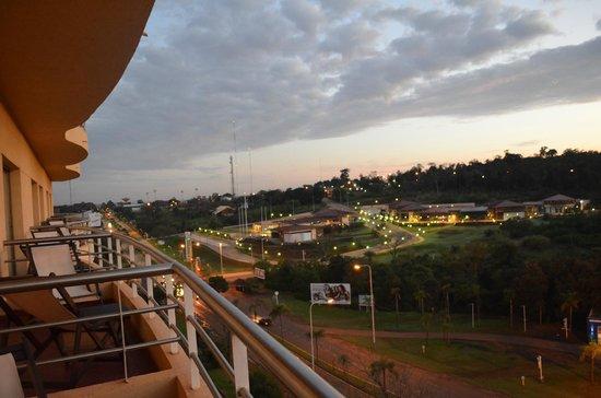 Grand Crucero Iguazu Hotel: Vista