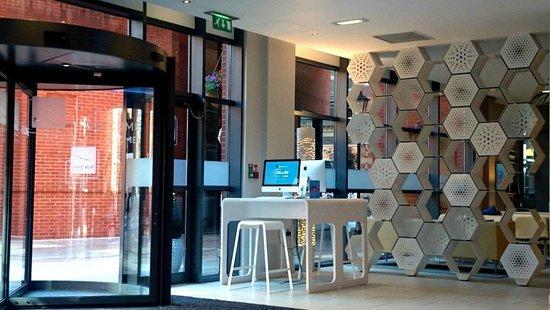 Novotel Manchester Centre: Internet Access