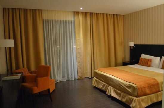 Grand Crucero Iguazu Hotel: Habitación