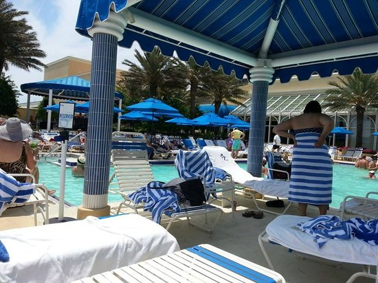 Beau Rivage Resort & Casino Biloxi: cabana