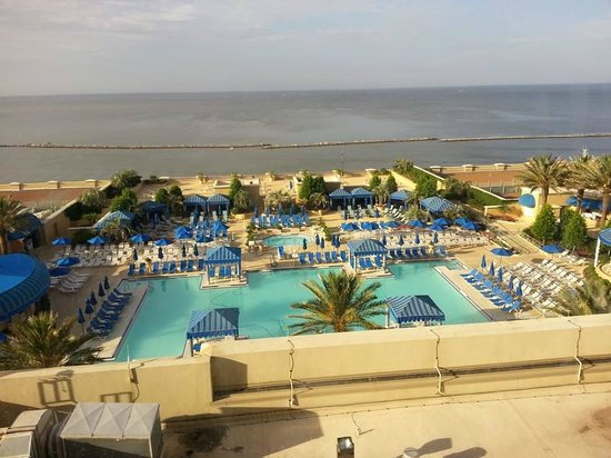 Beau Rivage Resort & Casino Biloxi: from 7th floor