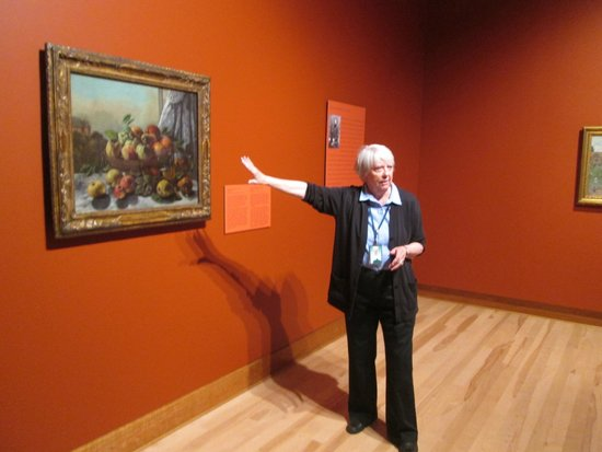 Shelburne Museum: In a New Light:  French Impressionism Arrives in America (2014)