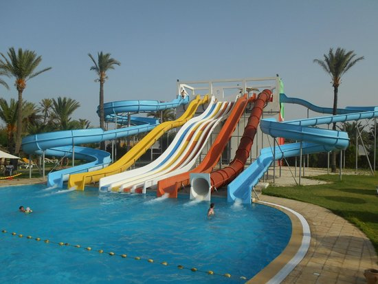 One Resort Monastir : aquapark
