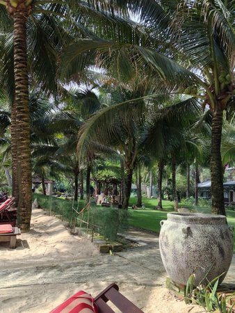 Oriental Pearl Beach Resort: дизайнерские штучки в отеле