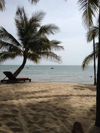 Oriental Pearl Beach Resort: пляж