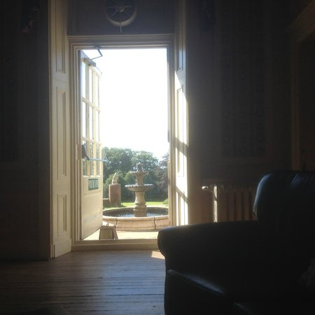 Hetland Hall Hotel: View from lounge