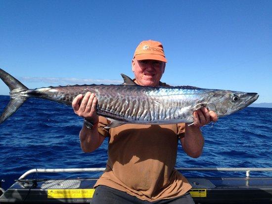 Blackout Sportfishing : Spanish Mackrel