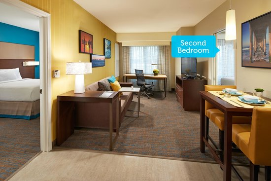 Residence Inn Los Angeles Redondo Beach: Almost 700 Square Feet In Living  Space, This
