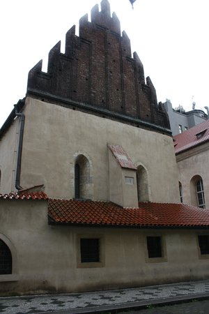 Jewish Museum in Prague: The Old New Synagogue