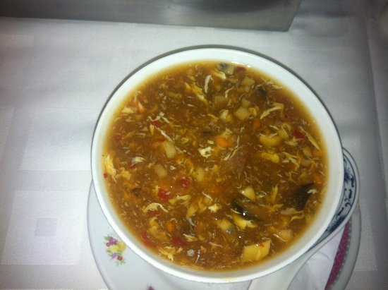 Ying Bing : Hot and Sour soup - best soup ever!