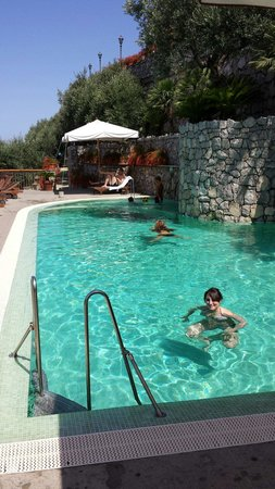 Hotel Mega Mare: Swimming pool