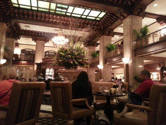 The Peabody Memphis Lobby