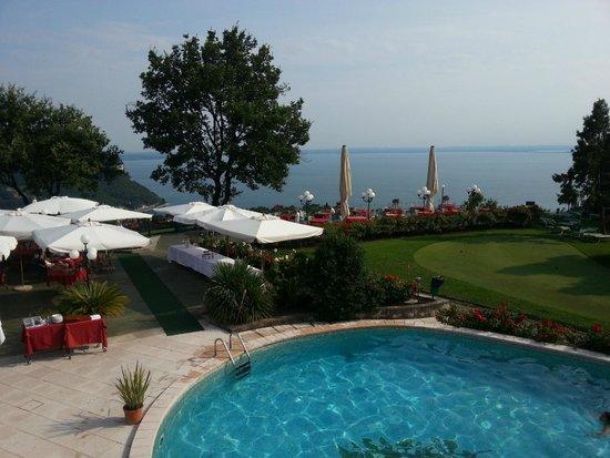 Golf Hotel Ca' Degli Ulivi: green + terrazza